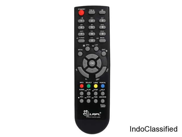 Buy TCCL Set Top Box Remote Control Online in India