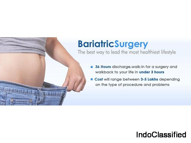 Bariatric Surgery in Noida