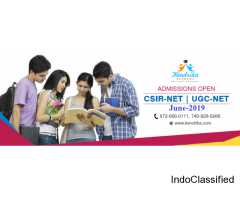 CSIR-NET & UGC-NET 2019 Coaching at Kendrika Academy Lucknow
