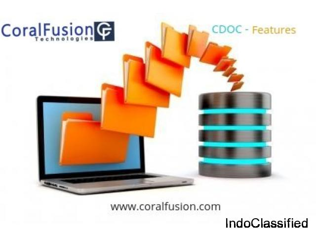 Features of Complete Document Management System