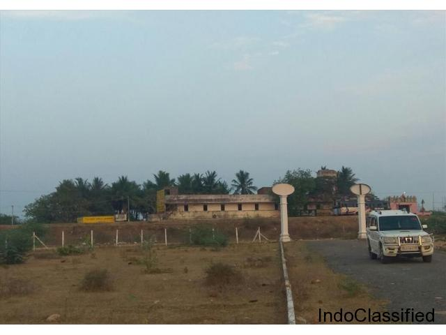 National Highway Low Budget Investment Plots just Opposite to Koot Road Bus Stop