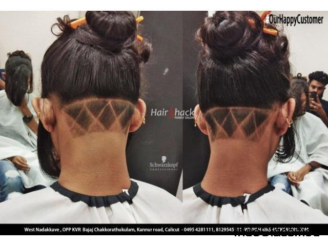 Hair Shack Salon - Beauty Parlour for Men and Women | Bridal Makeup in Calicut, Kerala