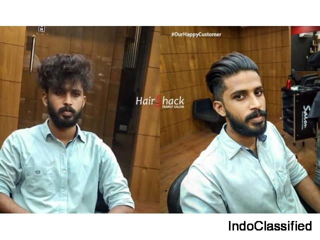 Hair Shack Salon - Beauty Parlour for Men and Women | Bridal Makeup in Calicut, Kerala