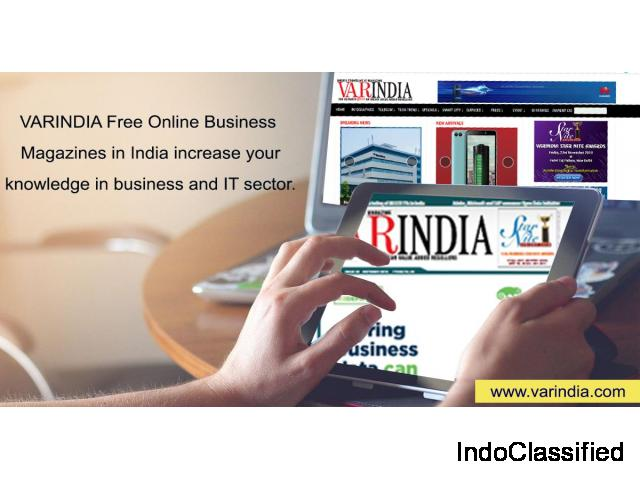Free best IT Magazines in India