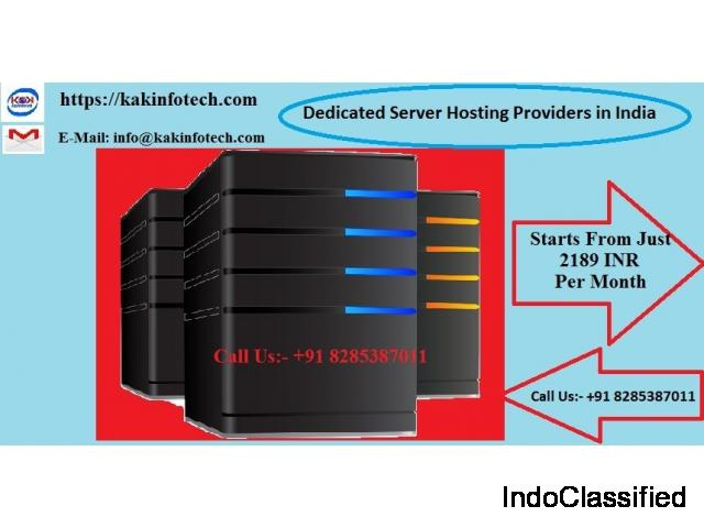 Dedicated Server Hosting Providers in India