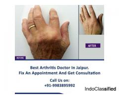 Arthritis Doctor In Jaipur - Fix An Appointment For Consultation