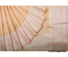 Festive and wedding kanjeevaram silk handloom sarees collection in singhanias hyderabad