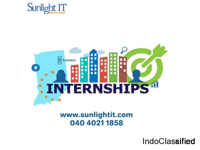Internship in Hyderabad