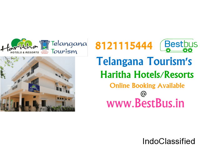 Telangana Tourism Hotels Online Booking