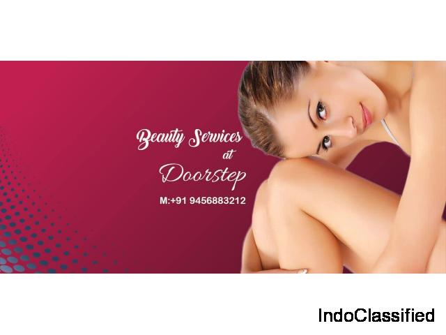 Doorstep Beauty Services Salon At HOme