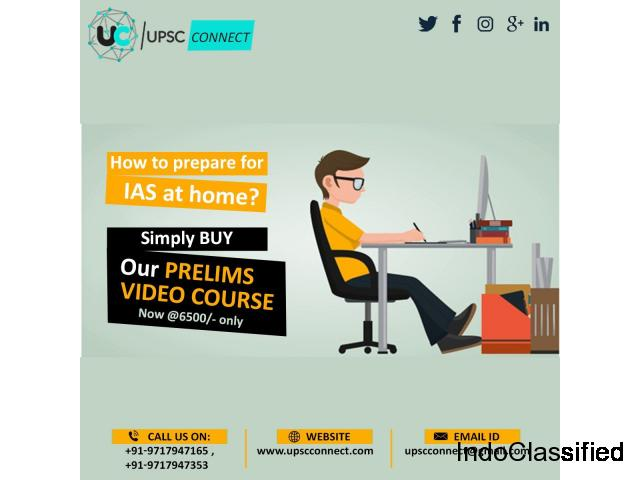 UPSCConnect - Leading Online Coaching Institute for UPSC
