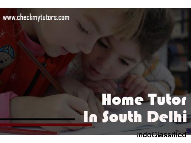 Home Tutors in South Delhi - Check My Tutors 9971862962