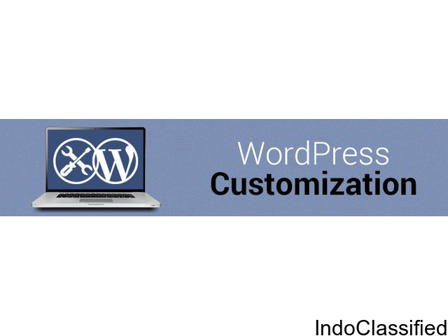 Wordpress Customization Services In India