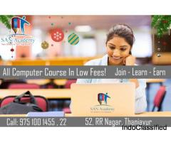 Computer courses in Low Price