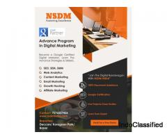 Digital Marketing Institute in Pune
