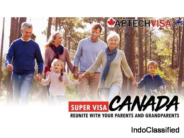 Get to Know About Canada Super Visa