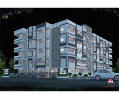 Lavish 2/3 bhk flats for sale @ RT nagar