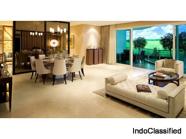 Ambience Creacions In Gurgaon Sector 22 Luxury Apartment 2BHK