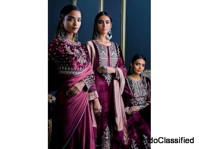 The Christmas Sale on Designer Clothing - Aza Fashions