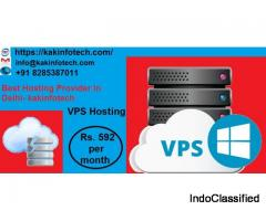 KakInfotech VPS Hosting – Host your site from Rs 592/Mo.
