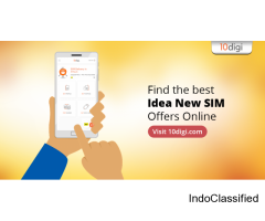 Get Idea SIM delivered to your doorstep