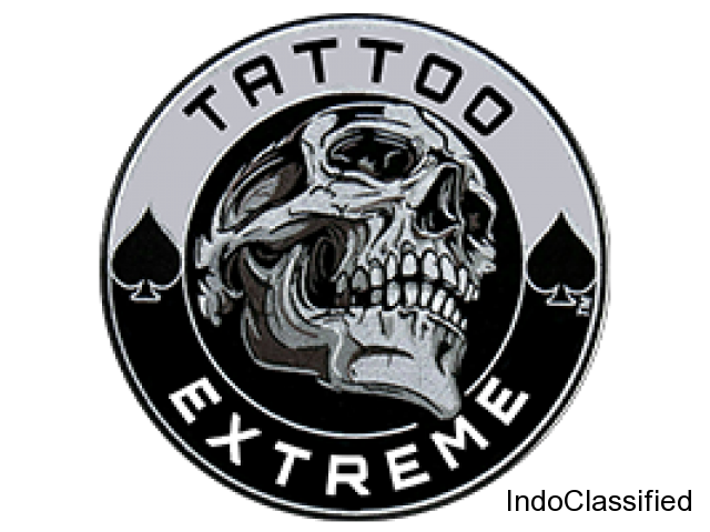 Best tattoo studio - Tattoo extreme Dehradun