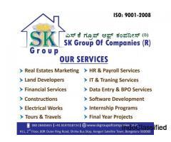 sk groups of properties