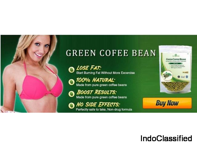 100% Organic Unroasted Green Coffee Beans For Losing Weight