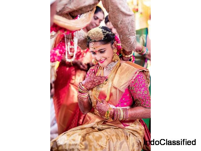 Wedding Photography in Hyderabad, Vijayawada, Guntur | Rj Wedding Films