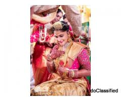 Wedding Photography in Hyderabad, Vijayawada, Guntur | Rj Wedding Films