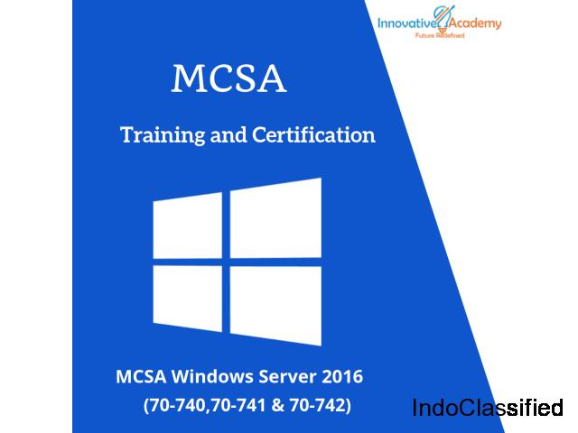 Best MCSA Training in Bangalore