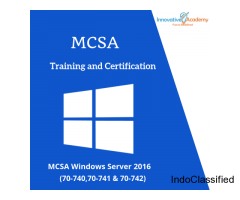 Best MCSA Training in Bangalore