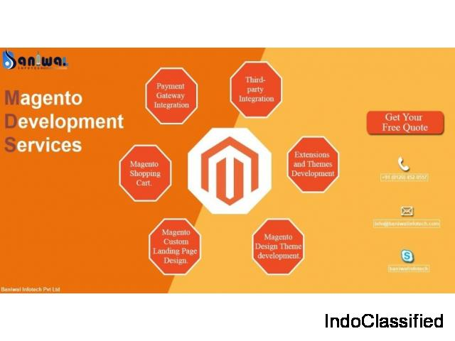 Best Magento Development Services Delhi | Baniwal Infotech