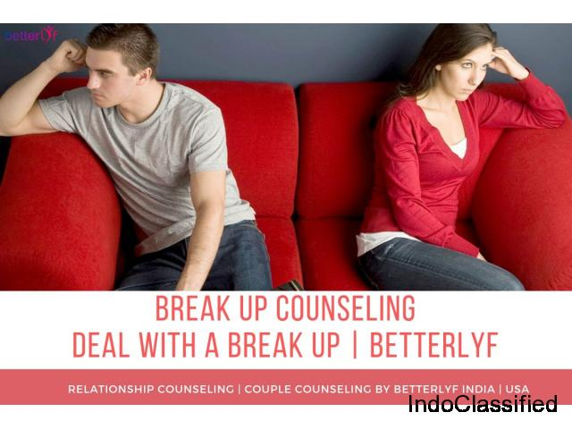 Deal with a Breakup | Online Breakup Counseling and Therapy