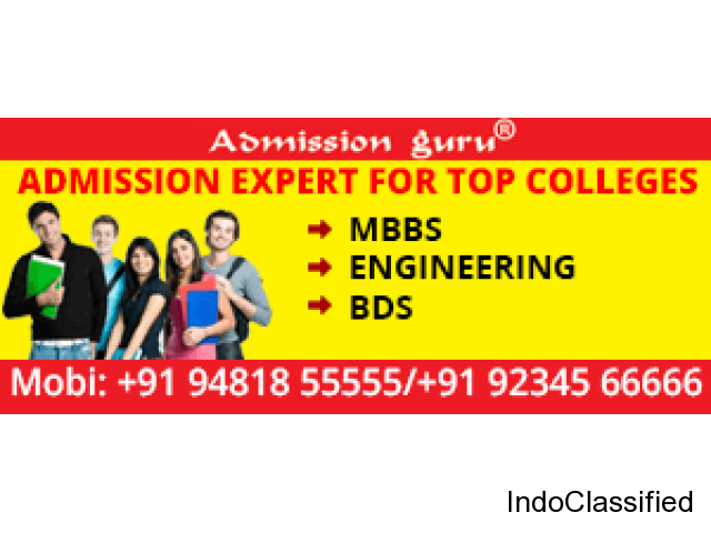 Admission Agents in Bangalore