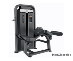 Evost Prone Leg Curl F-5001 Fitness / Strength Gym Equipments / Machines Brands India