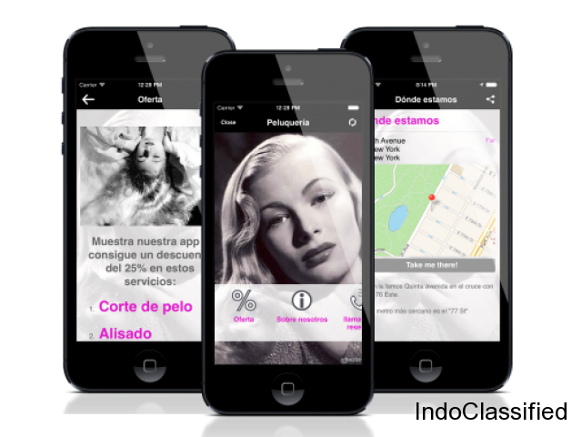 Salon Appointment App-Get Customers for Your Sal