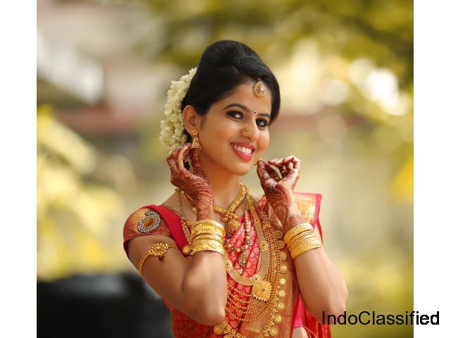 Best Bridal Makeup Artist in Chennai | Makeup Artist Dhinakar