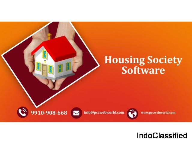 Multi Purpose Housing Society Software