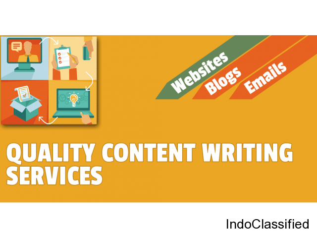 Freelance Content Writing Service in Chandigarh