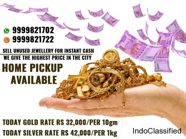 Sell Your Gold | In Delhi