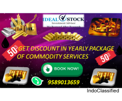 Earn with Best Bullion HNI Tips by Ideal Stock Investment Advisor