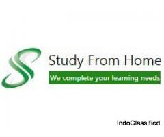 Online Video Classes, Books and Study Materials | StudyFromHome