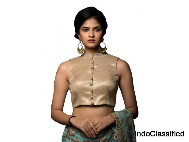 Grab Upto 79% Off On Saree Blouses | Shop At Mirraw
