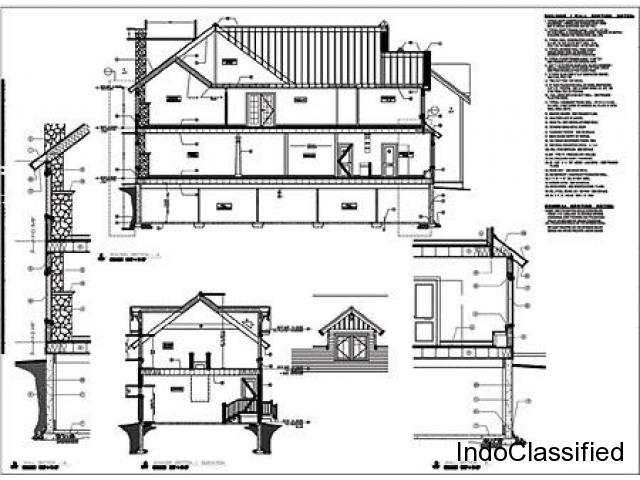 AutoCAD Drawing Services | Architectural 3D Rendering Services