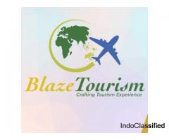 Blaze Tourism - Best Travel Agency in India