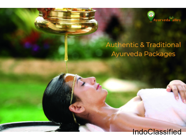 Best Ayurveda Packages in India: Ayurvedavalley