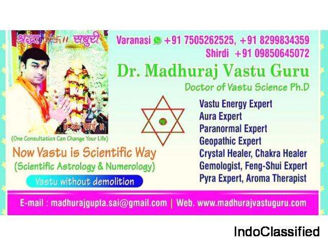 Dr.Madhuraj-Best Vastu Expert in India | Best AURA And Paranormal Expert in india