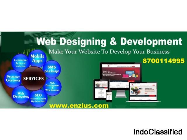 Website Design & Development Company in Noida