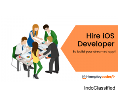 Hire iOS Developers | Hire Dedicated iPhone App Developers India | employcoder.com